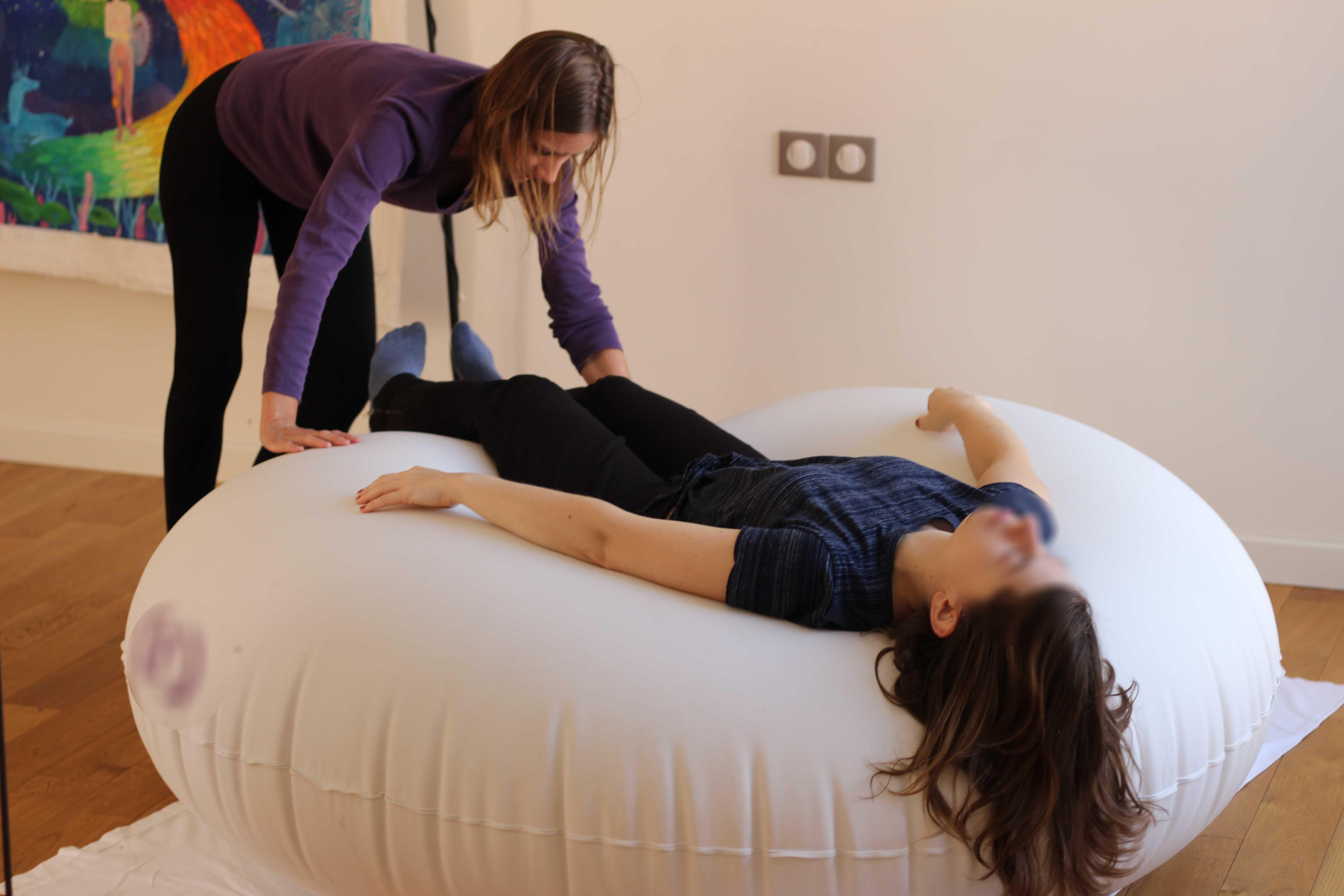 Massage bien-être* «en apesanteur»